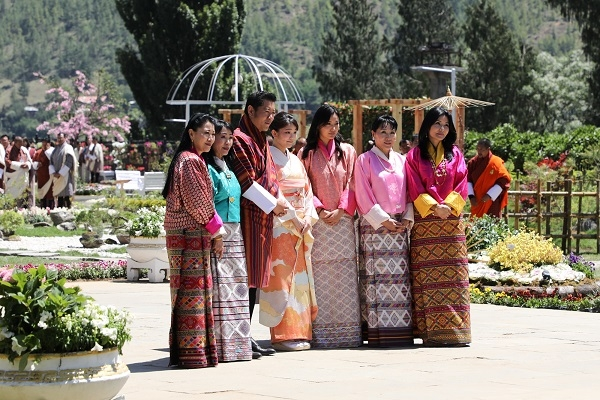 The 3rd Royal Bhutan Flower Exhibition 2017 (June 4, 2017)