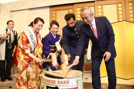 An Evening with Japanese Sake 2019 (September 4, 2019)