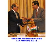 Soft Loan to India
